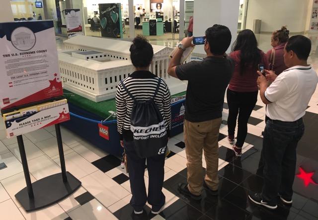 LEGO Americana Roadshow - Glendale Galleria