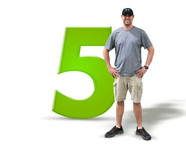 Tom - 5 Years of service to Creatacor