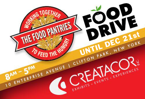 2018 Creatacor Food Drive