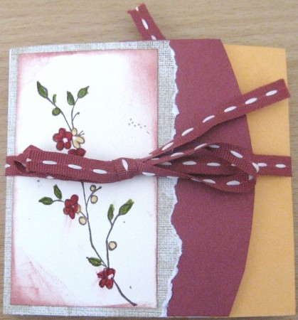 Altered Mini Book