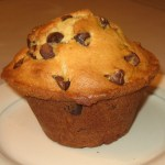 Chocolate Chip Muffins at Create With Joy