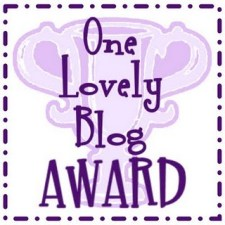 One Lovely Blog Award