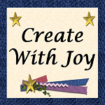Create With Joy Blog Button