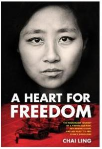A Heart For Freedom - Chai Ling