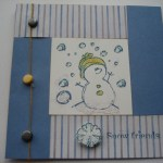 Snow Friends Card