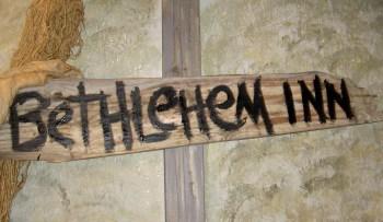 Back To Bethlehem - The Inn
