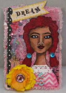 Dream ATC - Heather Santos