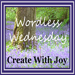 Wordless Wednesday at Create With Joy