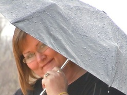 Tonya Ferguson - An Umbrella To Hold On Your Rainiest Of Days