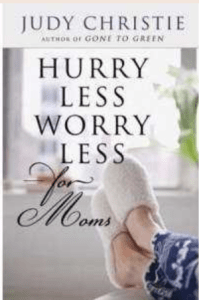 Hurry Less Worry Less