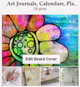 Art Journals-Calendars-Planners - Pinterest - CreateWithJoy1