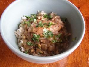 Syrian Chicken Stew - Shari at Blessdom