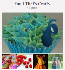 Food That's Crafty - Create With Joy On Pinterest