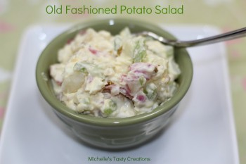 Michelle's Old Fashioned Potato Salad