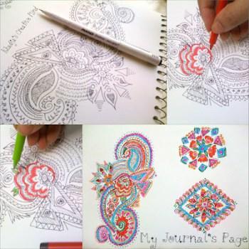 Sketches from Khalidjas Creative Mind