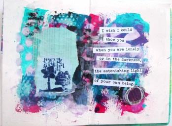 Art by Carolyn Dube