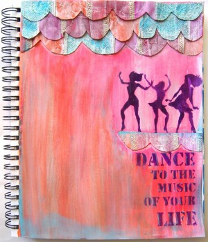 Dance To The Music Of Your Life - Carolyn Dube