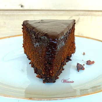 Honey And Chocolate Cake