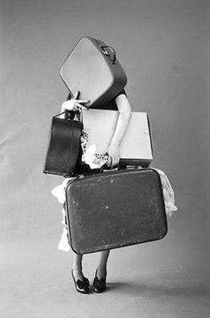 Women With Suitcases