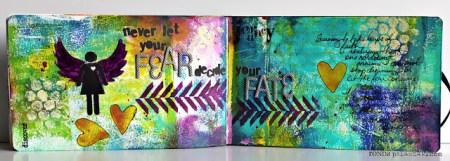 Ronda Palazzari Fear & Fate