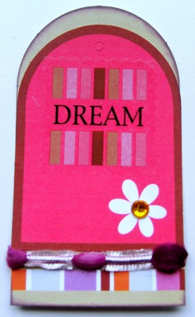 Dream Tag by Create With Joy