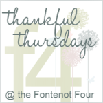 Thankful Thursday - F4