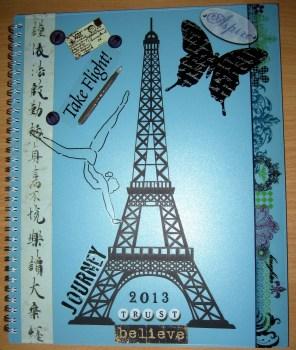 2013 Altered Planner (In Progress)
