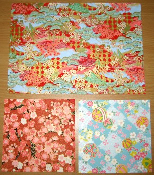 WholePort Origami Papers