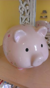 Life As A Piggy Bank