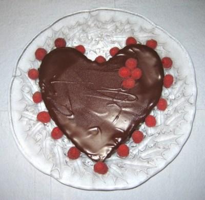 Flourless Chocolate Torte by Create With Joy