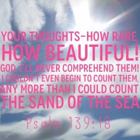 Psalm 139-18