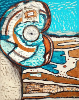 Mary Nasser - Stencil Art