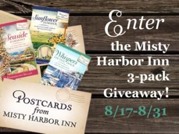 Postcards From Misty Harbor Inn Series Giveaway