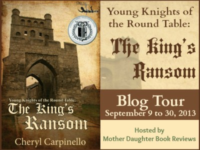 The Kings Ransom Book Tour