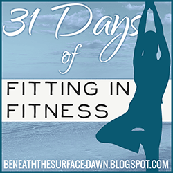 31 Days Of Fitness Training