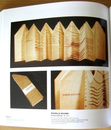 500 Handmade Books - Interior 3