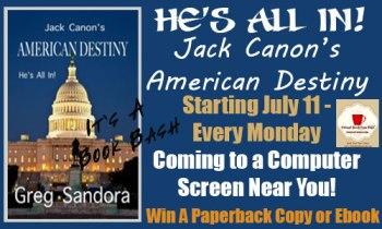 American Destiny Book Tour