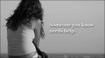 Someone You Know Needs Help