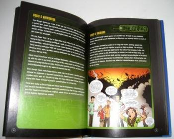 Adventure Bible Handbook - Interior
