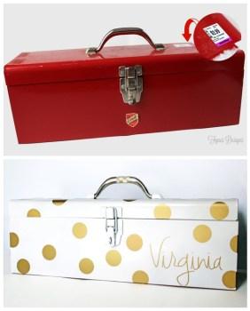 Tool Box Craft Storage