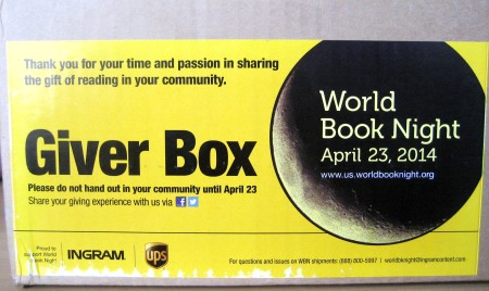 World Book Night - 1
