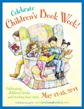Childrens Book Week Poster