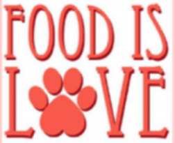 Food Is Love Logo