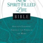 New Spirit Filled Bible NIV