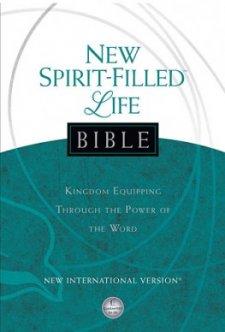 New Spirit Filled Bible NIV