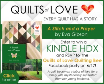 A Stitch And A Prayer Giveaway
