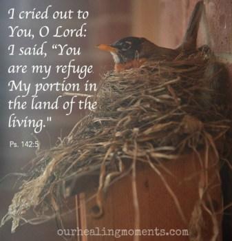 Psalm 142-5