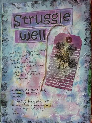 Struggle Well