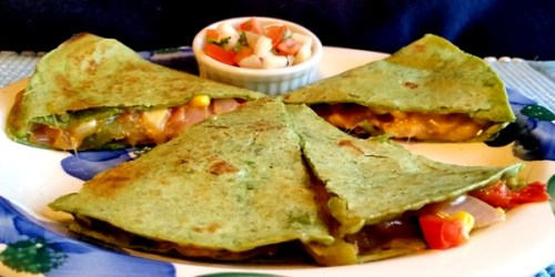 5-Freshman-15-Vegetarian-Recipes-Quesadilla-ForRent.Com-600-300
