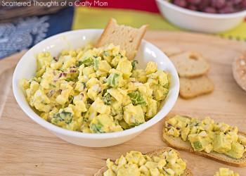 Curry Egg Salad